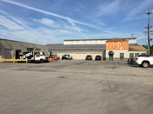 FloorPro, Inc. warehouse for complete industrial floor service